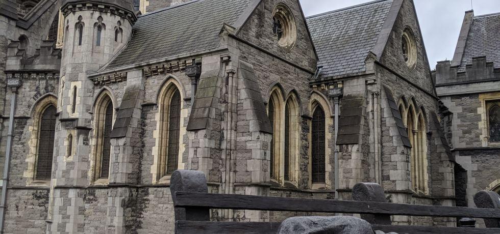 dublino homeless chiesa
