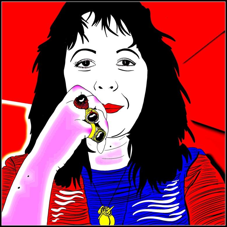 Viviana Musumeci Comic