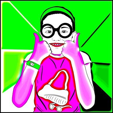 La Zoe Comic